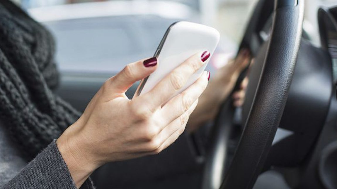 Mobile Phone Offences