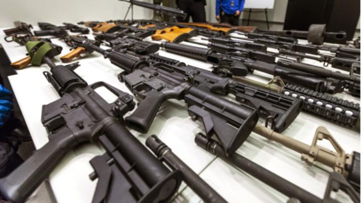 6 New Gun Control Laws Enacted In California, As Gov. Brown Signs Bills