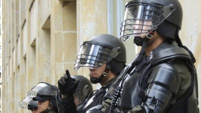 Why Universities Have Their Own Armed Police Forces